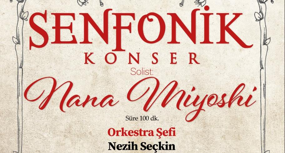 Mersin Devlet Opera ve Balesi'nden Senfonik Konseri