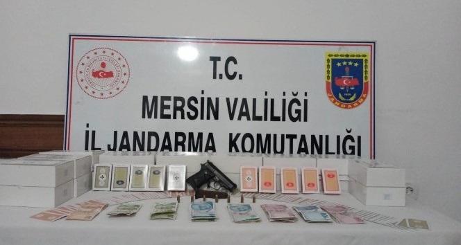 Tömük'de Kumar Operasyonu 24 bin lira ceza kesildi